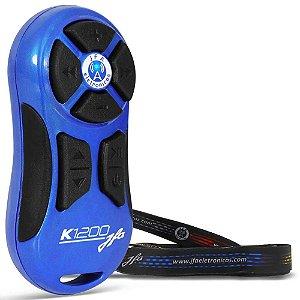 Controle Longa Distância JFA K1200 Master Plus Azul