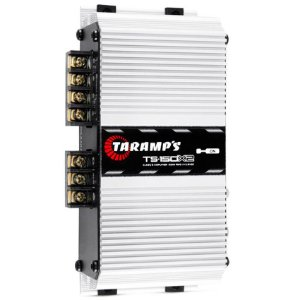Módulo Amplificador Digital Taramps Ts150x2 Canais 150 Wats