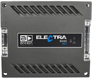 Módulo Amplificador Banda Electra 3k1 3000W Rms 1 Ohm 1 Canal