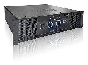 Amplificador de Som Profissional Oneal 3800 Pro