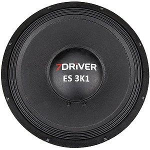 Alto Falante 15 Polegadas 7Driver ES 3K1 1550W Rms 4 Ohms