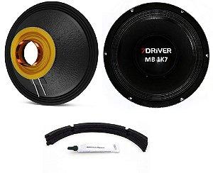 Kit Reparo 7Driver 12 Polegadas 1k7 4 Ohms