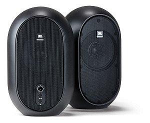 Caixa Acústica JBL Original 104 Preta One Serie Par