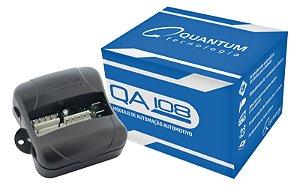 Módulo De Vidros Quantum Qa108 Para Carros 2 E 4 Portas Novo