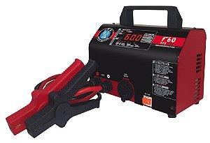 Carregador De Bateria Jfa 60a Portátil Bivolt F60