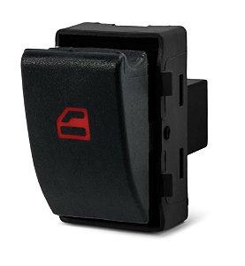Botão Interruptor Elétrico Gol G4 2006-2014 Dianteiro/Traseiro Direito/Esquerdo