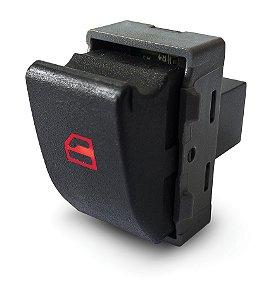 Botão Interruptor Elétrico Gol G4 G5 G6 G7 Fox Dian Di