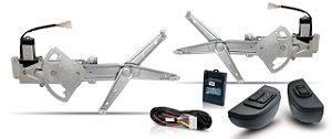 Kit Vidro Eletrico Celta (02/15) / Prisma (06/12) 4P diant Inteligente