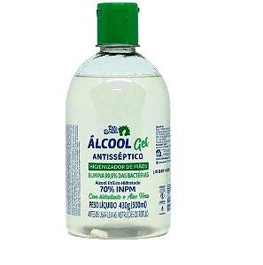 Álcool Gel Antisséptico 70% Com Aloe Vera 500ml Rita Bonita