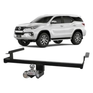 Engate Reboque Enforth Toyota Hilux SW4 2016/2020 Removível EFH584-012