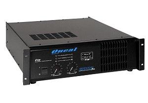 Amplificador De Som Profissional Oneal 2000 Pro 2000w Rms