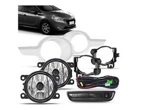 Kit Farol de milha Suns Peugeot 208 2012 2013 2014 2015 2016