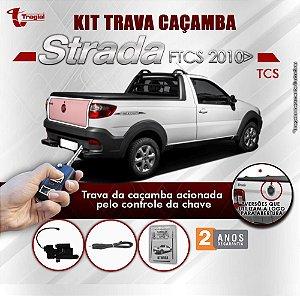 Kit Trava de Caçamba Fiat Strada Tragial 10-19
