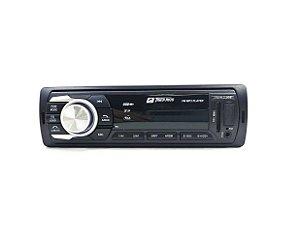 Som Automotivo Tiger Auto Tg-4.3.008 Com Usb, Bluetooth E Leitor De Cartão Sd