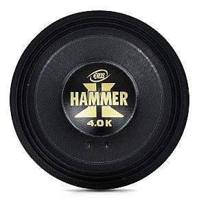 REPARO KIT EROS 12 POLEGADAS HAMMER 4.0K 8 OHMS