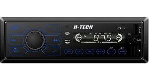 Rádio Mp3 Player Automotivo H-tech Ht-2120 Usb/aux/bt