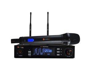 Sistema De Microfone Sem Fio Vocal K-901m - Kadosh