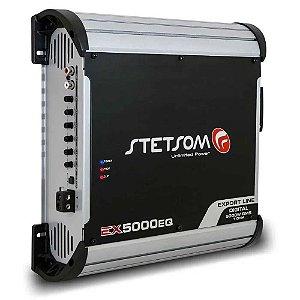 Módulo Amplificador Stetsom EX5000EQ Digital 5000W RMS 1 Canal 1 Ohm