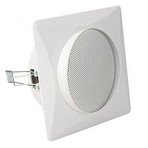 Arandela Caixa Acústica Coaxial Quadrada Fal 3 Pol 30W - CSQ3 BSA