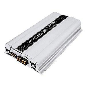 Módulo Amplificador Boog 6000w Rms Dps 23k0 2 Canais 3000w 2 Ohms