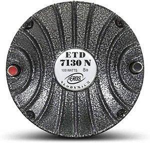 Corneta Driver Eros Etd 7130n Neodímio 100 Watts Rms