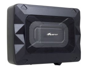 Caixa Ativa Active Box Slim Aluminium 5x8 Pol 200w Rms Hinor