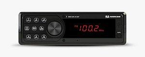 Som Automotivo Rádio Bluetooth Mp3 Usb Hurricane Hr 412bt
