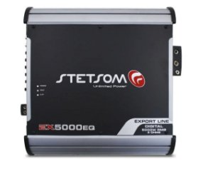 Modulo amplificador Stetsom Ex 5000 Rms Ex5000 Eq  2 Ohms