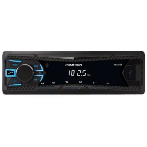 Som Automotivo Pósitron Sp2240bt Com Usb E Bluetooth