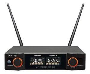MICROFONE S/FIO KADOSH UHF KDSW402M