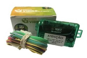 Modulo Vidro Eletrico Soft Pw Quattro 4 Portas Aa28.0069