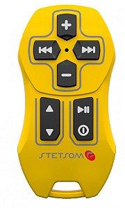 Controle Longa Distância Stetsom Sx Universal 200m Amarelo