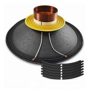 Kit Reparo Alto Falante Oversound 10 Polegadas 450w 8ohms