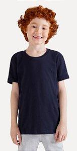 Camiseta reserva mini careca - AZUL MARINHO