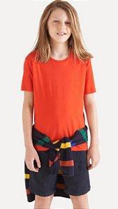 camiseta reserva mini careca - VERMELHO