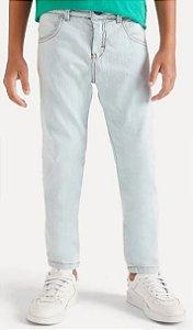 Calça Reserva Mini Jeans combate azul claro