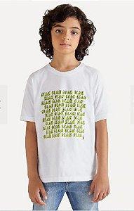 Camiseta reserva mini SILK BLAH BLAH