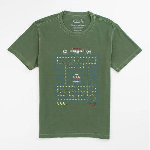 Camiseta menino Reserva GAME READY VERDE