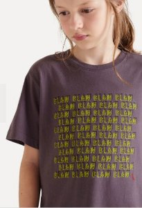 Camiseta reserva mini SILK BLAH BLAH