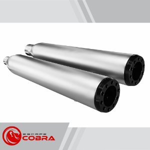 Ponteira touring ultra limited 2017/2020 shotgun croma cobra