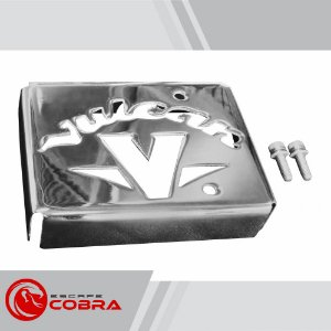 Capa de retificador kawasaki custom vulcan 900 cromo cobra