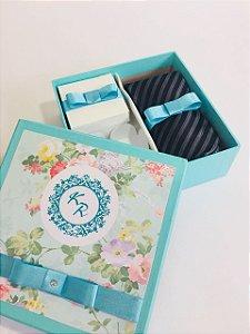 Box Sublime para padrinho - 10 unidades