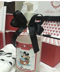 Lembrança do Mickey - sabonete líquido
