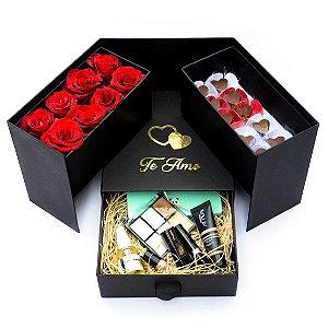 Presente dia dos namorados - Box Love