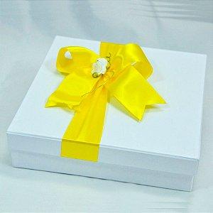 Caixa para presente quadrada - 304