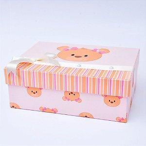 Caixa para presente decorada - 502x