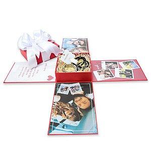 Caixa Surprise  - Vermelha