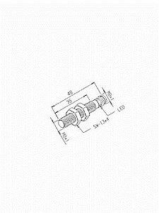 Sensor IB-1,5M-8EF-PF/TCL