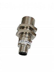Sensor Indutivo IGQ-8M-18CMV-PF/PDL