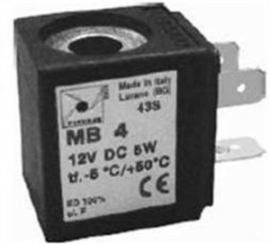 MB58-220V BOBINA SOLENOID 50-60 HZ 220VCA